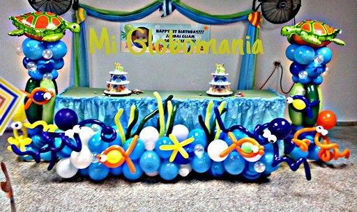 de mesa on Pinterest | Prom decor, Sailor theme and Mickey mouse