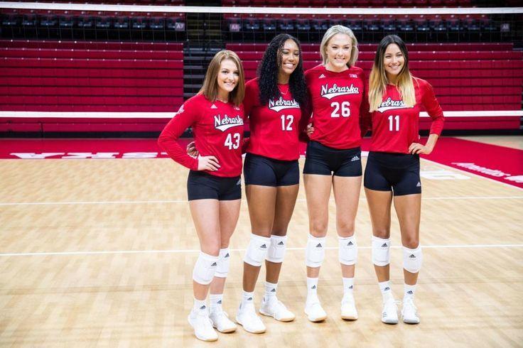 Nebraska Volleyball Natural Disasters In 2020 Nebraska Volleyball Team Pictures Volleyball Pictures