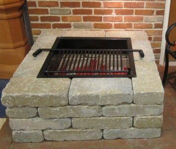 Pavestone Square Fire Pit Kit                                                                                                                                                      More