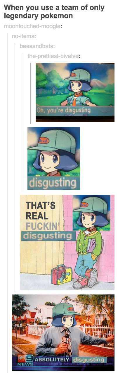 Tumblr and Pokemon part 7 Parts 1 2 3 4 5 6 8