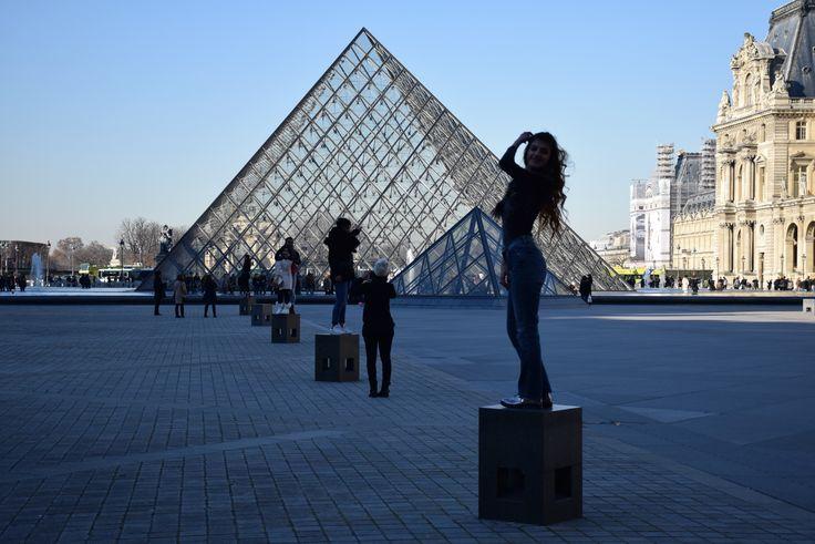 Blamod in Paris (part 1)
