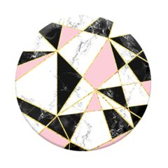 """PopSockets """"Shattered Marble"""" design in the Good Vibes collection"""