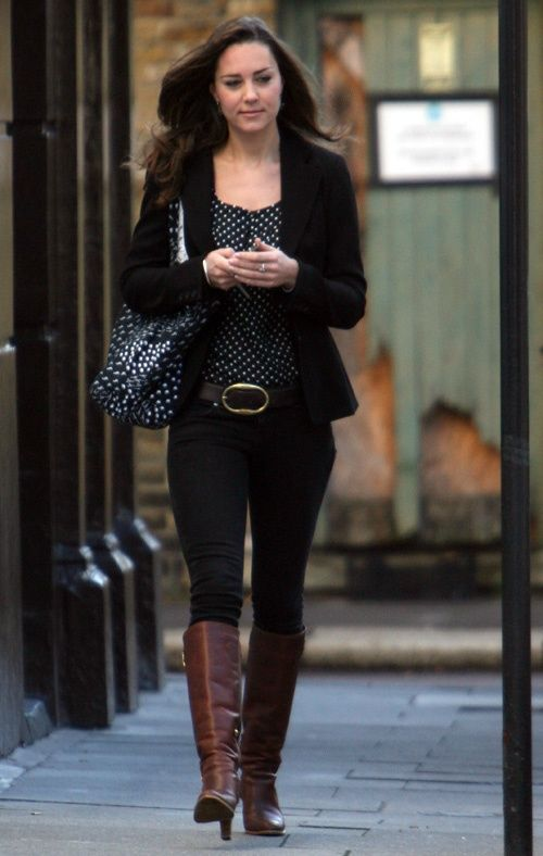 25  best ideas about Brown boots outfit on Pinterest | Plaid fall ...