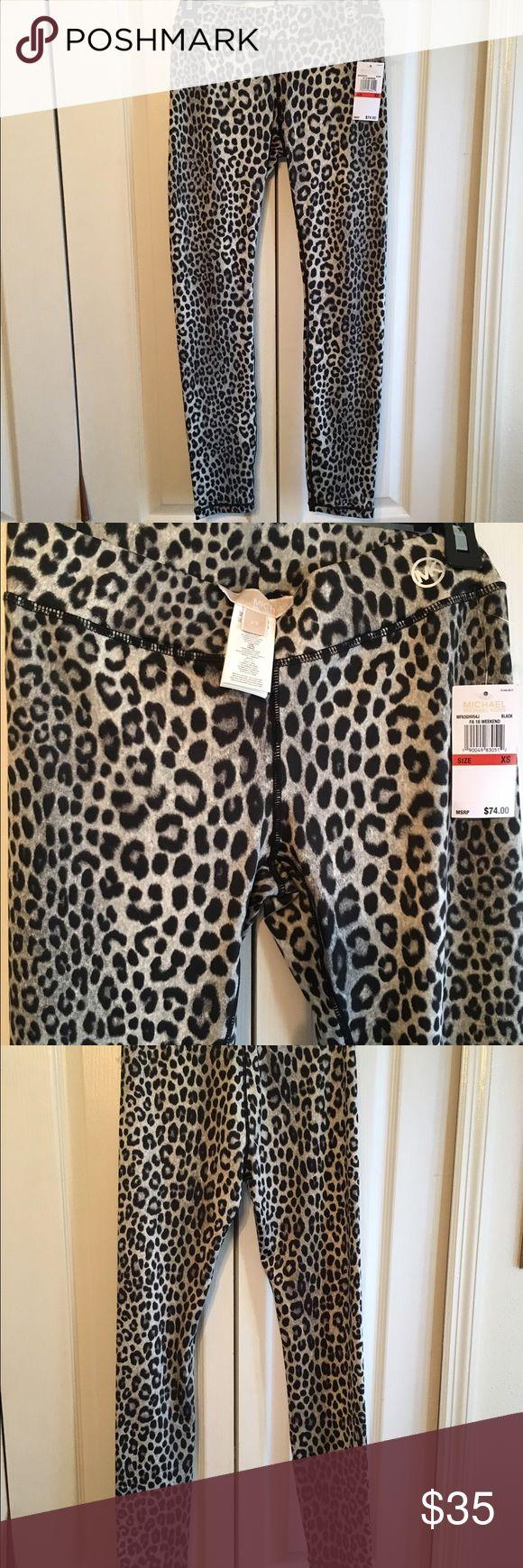 Michael Kors Ladies XS Leggings NWT NWT MK Ladies Leggings Size XS Michael Kors Pants Leggings