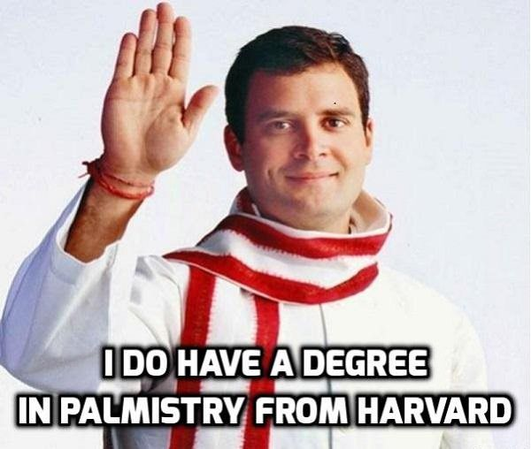 Rahul Gandhi Funny Image HD