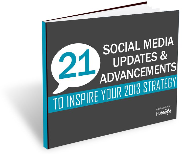 21 Social Media Updates & Advancements to Inspire Your 2013 Strategy