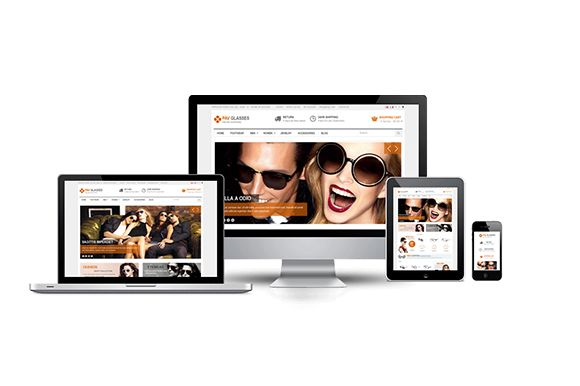 Check out Pav Glasses Responsive  Theme by PavoThemes on Creative Market