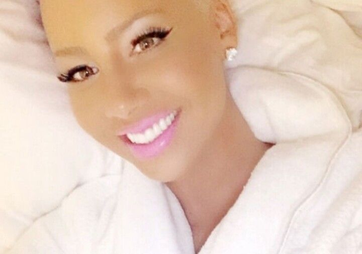 Guess Which ABC Hit Series #AmberRose Will Guest Star On?