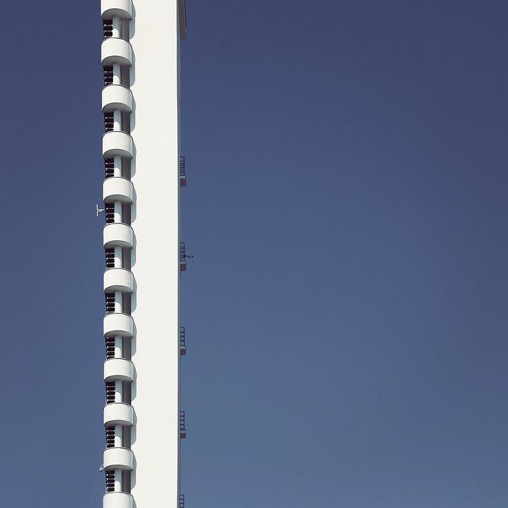 Sebastian Weiss  Turm des Olympiastadions Helsinki, Finnland