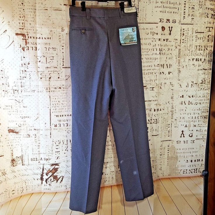 Cliff Keen Athletic Mens 32 Umpire Pants Unfinished Hem  Gray NEW #CliffKeen #UmpirePants