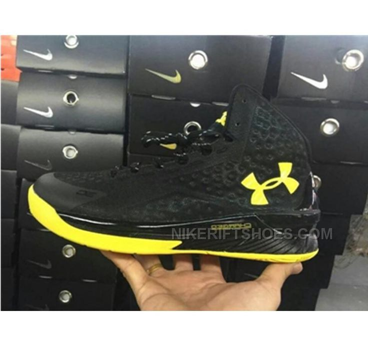 http://www.nikeriftshoes.com/under-armour-curry-one-championship-black-shoes.html UNDER ARMOUR CURRY ONE CHAMPIONSHIP BLACK SHOES Only $108.00 , Free Shipping!