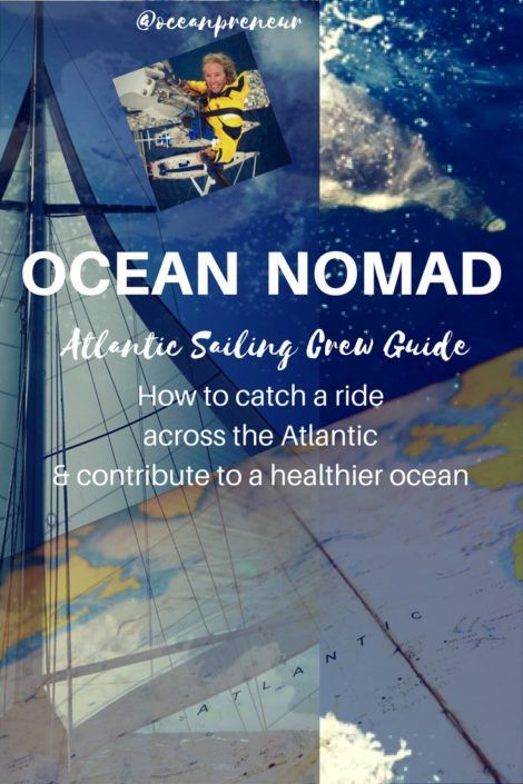 The hitchhikers guide to the Atlantic ocean!
