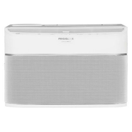 Frigidaire FGRC0844S1 Cool Connect 8,000 BTU 115V Window-Mounted Air Conditioner with WiFi Control, White