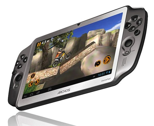 Archos GamePad | Extrove - Cool Stuff, Gifts and Gadgets for Men