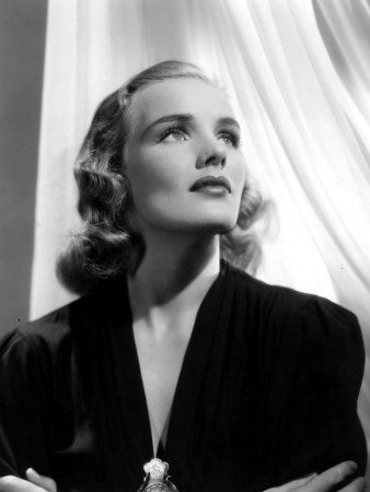 Frances Elena Farmer. Her true love was theatre, but when Hollywood noticed her they quickly took control signing her to a seven year contract.  Frances was often cast as a co-star and found many of her roles unchallenging.  She eventually turned to alcohol and slid downhill to a now infamous and sensationalized stint or two in mental hospitals.