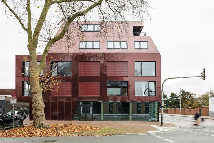 Residencia Estudiantil en Kamp-Lintfort / bob-architecktur BDA