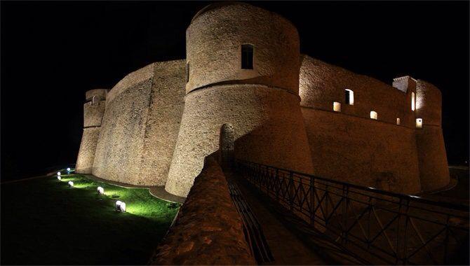 Il castello di Ortona (CH)
