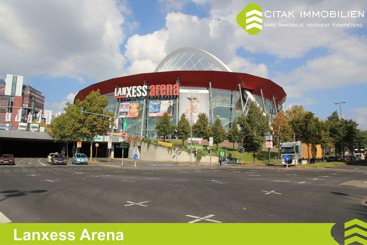 Köln-Deutz-Lanxess Arena