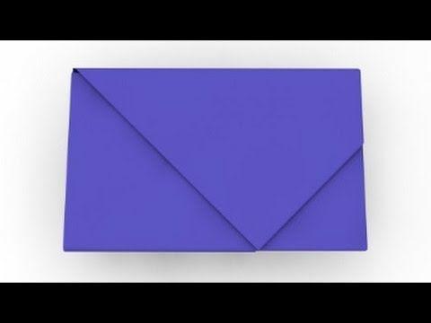 Origami Envelope made by Mega Origami