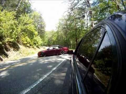 Corolla Car Club Proboards Member Akuma64 Takes on The Tail Of The Dragon