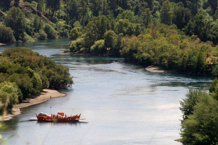 Ferry Río Bueno