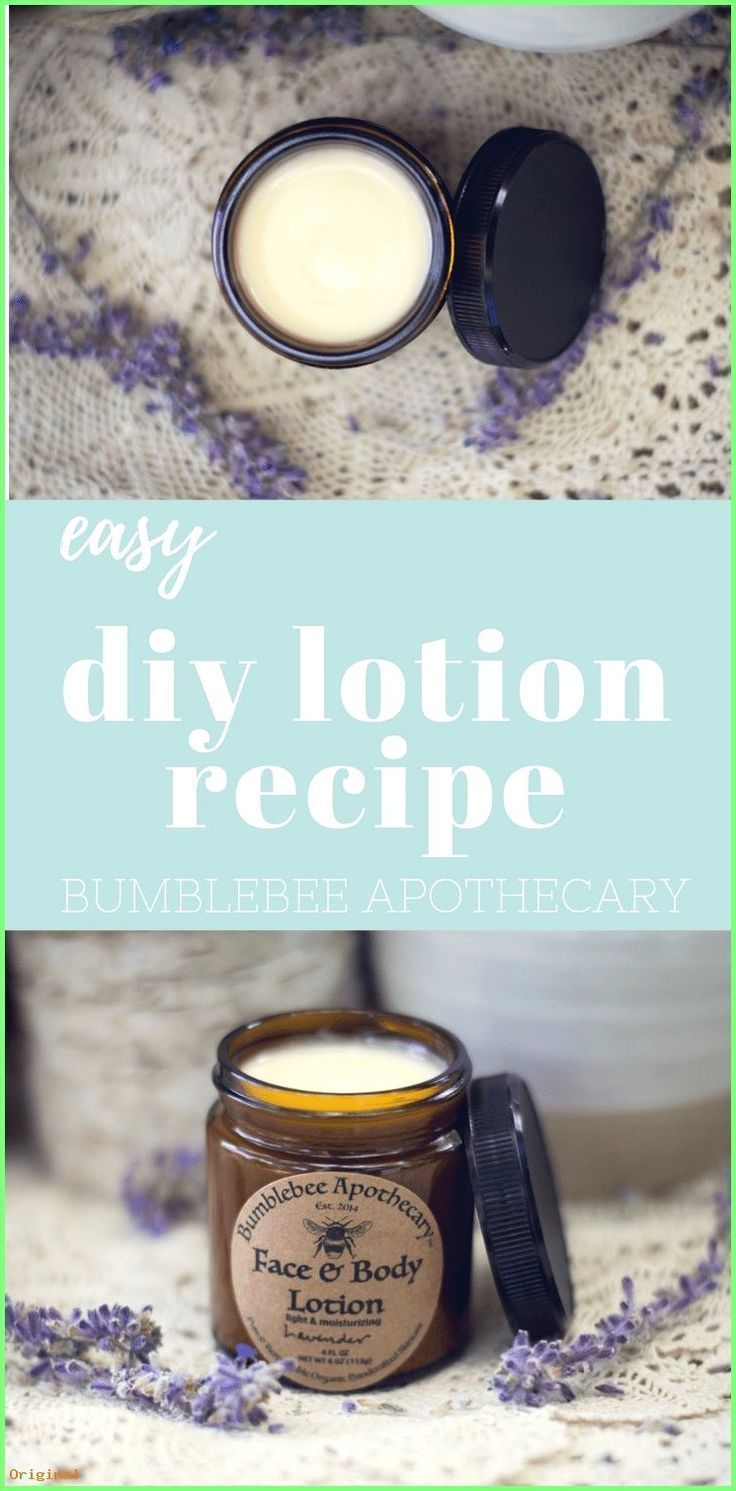 # Skincare Recipes-50 + Skin Care - DIY Lotion Recipe Easy Homemade Loti ...  -  Hautpflege-Rezepte