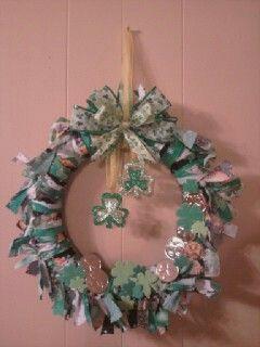 St. Patty's Day Wreath