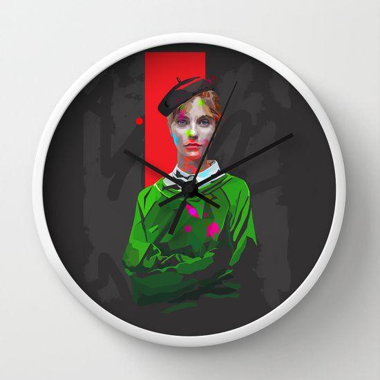 Lart Wall Clock I www.krzanoo.pl
