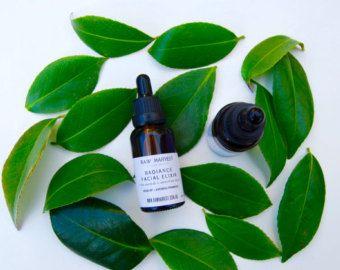 Radiance Facial Elixir | Facial Oil | Organic Face Moisturiser | Vegan Skin Care | Organic Skin Care | Natural Facial Care
