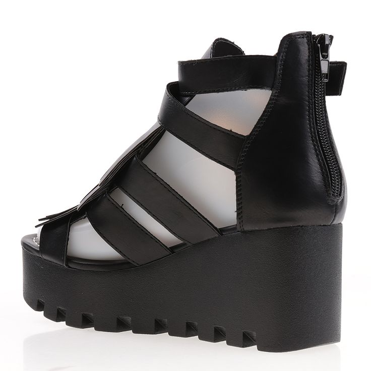 Incaltaminte Dama :: Sandale Dama :: Sandale dama Clarabelle negre