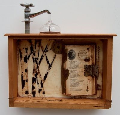 Timeless Series 2 - Kathy Moore Assemblage Artist