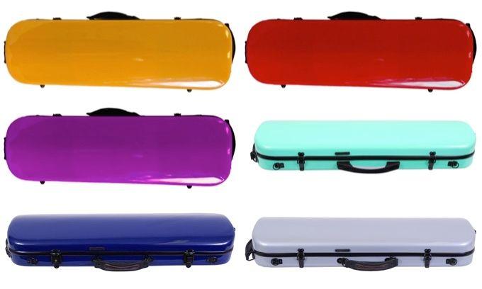 fiberglass violin case