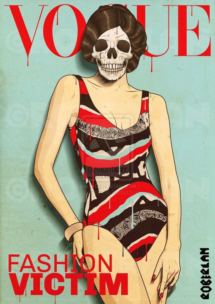 Fashion Victim Cover by ~roberlan| curvy blogger