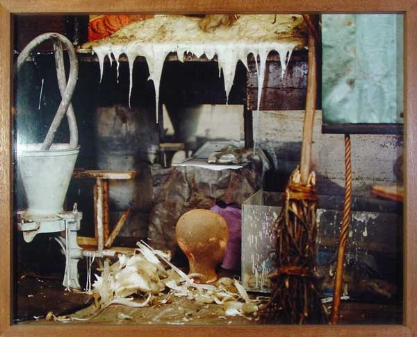 Wijnand van Lieshout - Alchemist - Photography #collectievissen #verval #decay