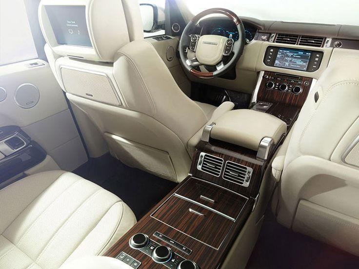 2013 Range Rover interior...I want a range sooooo bad