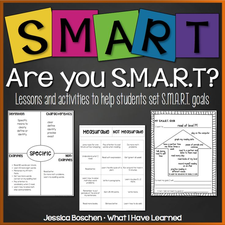 Are you SMART? Goal Setting Lessons • What I Have Learned
