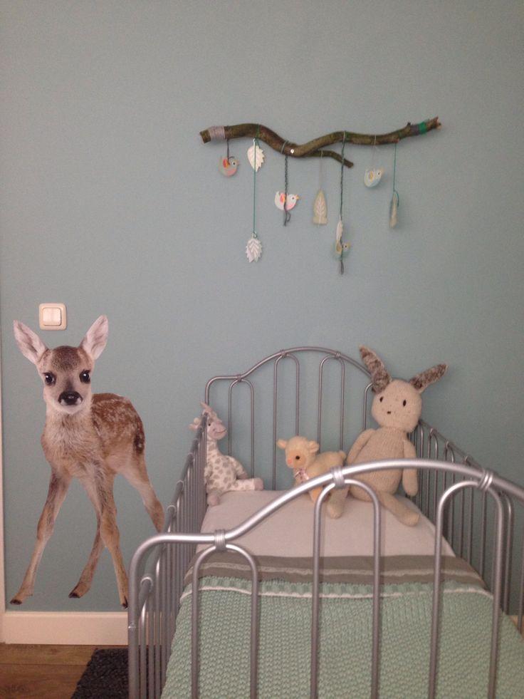 Babykamer met Koeka accessoires. Natuurlijk bij Blauw verkrijgbaar: http://www.blauwlifestyle.nl/nl/lifestyle.html?merken=145