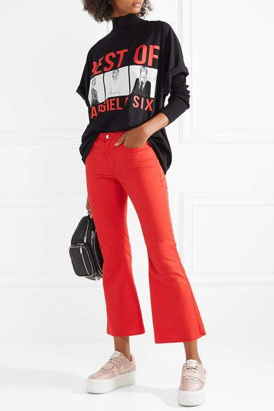 b75634d433beb9 Summer Cool 😎! - Nike - Vandal 2k Faux Leather-trimmed Metallic ...