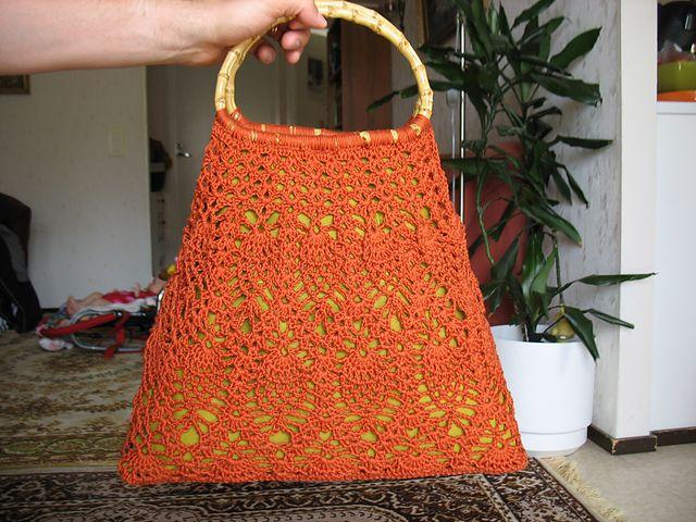 Ravelry: virkkaaja's Summer bag