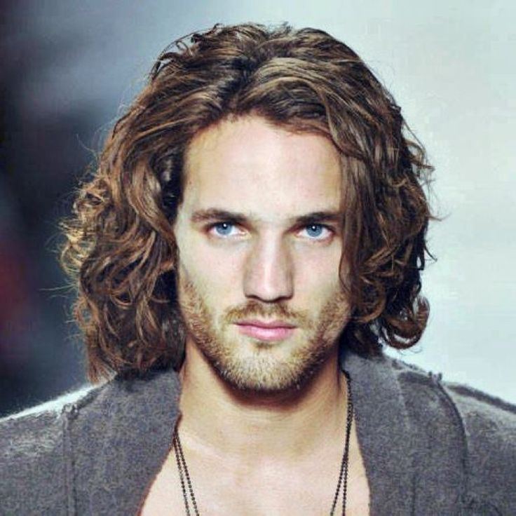 haircuts for men with long curly hair 25 best curly hairstyles ideas on 3127 | 54670af1166af7407e5d78186140a445 mens long haircuts hairstyles for thick hair
