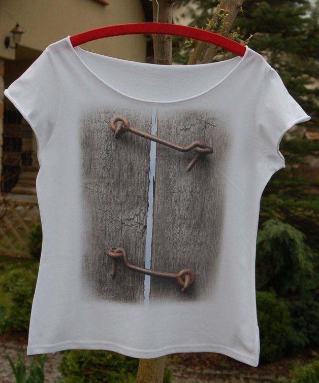 koszulka-Niebo - Mole-nadruki - Koszulki z nadrukiem