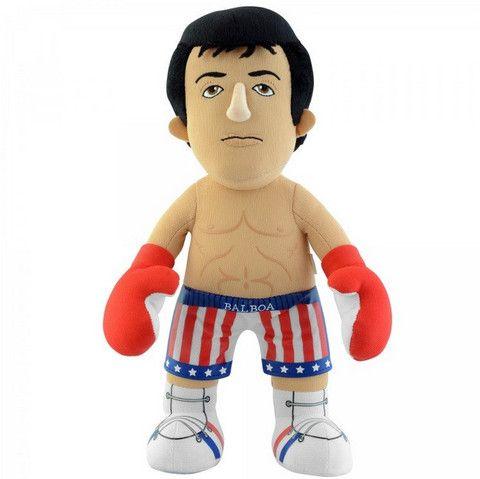 "Rocky 'Rocky Balboa' 10"" Plush Figure"