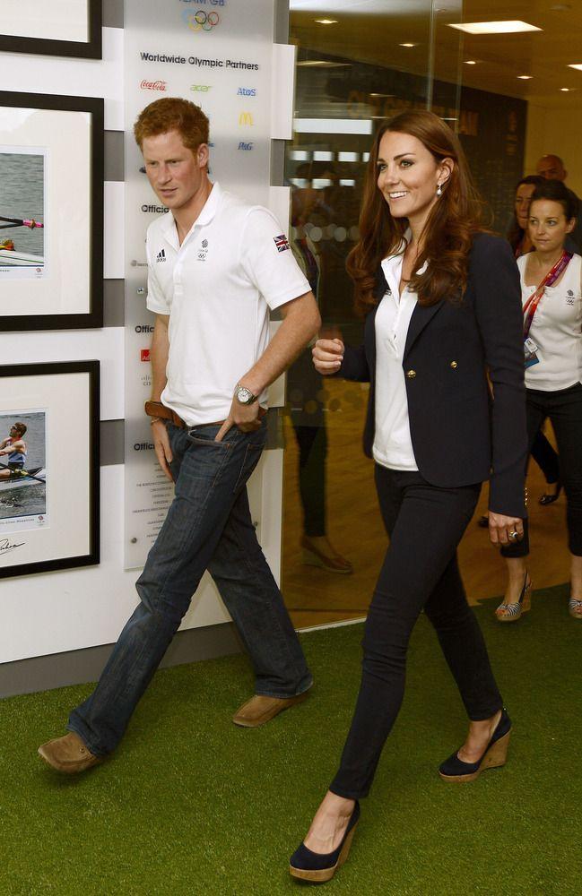 Prince Harry & Kate Middleton, The Duchess Of Cambridge