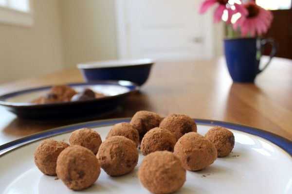 Homemade GAPS Friendly Chocolate Truffles | Health, Home, & Happiness