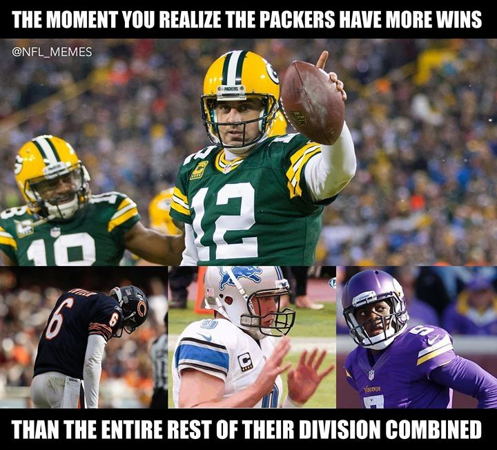 NFL Packers vs division