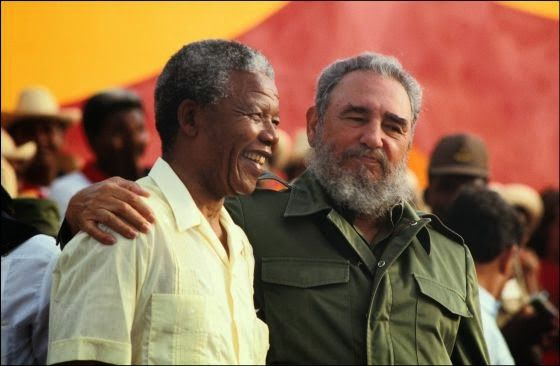 Fidel Castro and Apartheid