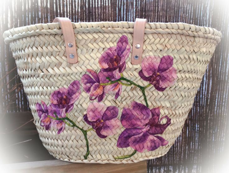 Mogacu's Blog Bolso de palma / Wicker Beach basket http://mogacu.blogspot.com.es/?m=0