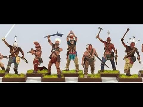 Woodlands Indians