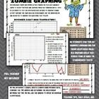This zombie themed graphing assignment and teacher key was created for upper elementary and middle school students. Perfect for math and science cl...
