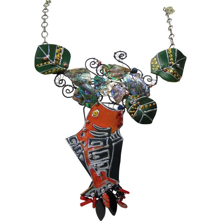 79 best One of a Kind Wearable Art by L A Hoote images on ...